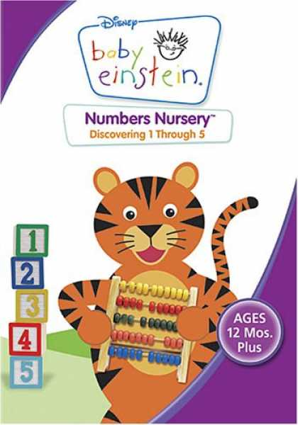 Bestselling Music (2008) - Baby Einstein - Numbers Nursery