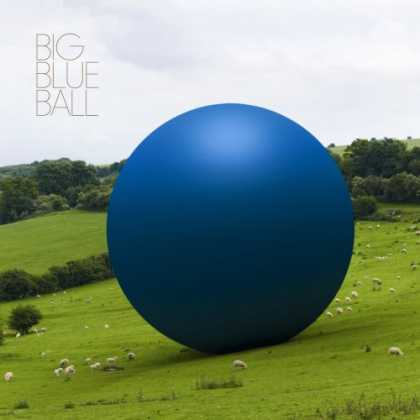 Bestselling Music (2008) - Big Blue Ball by Peter Gabriel
