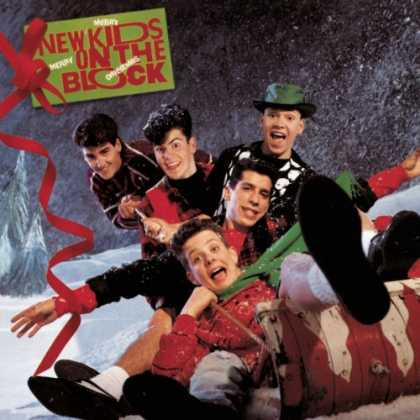 Bestselling Music (2008) - Merry,Merry Christmas by New Kids On The Block