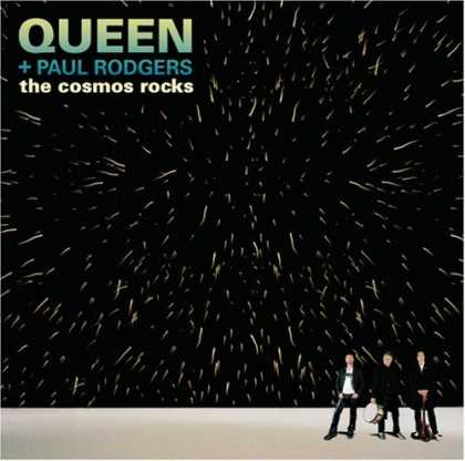Bestselling Music (2008) - The Cosmos Rocks by Queen + Paul Rodgers