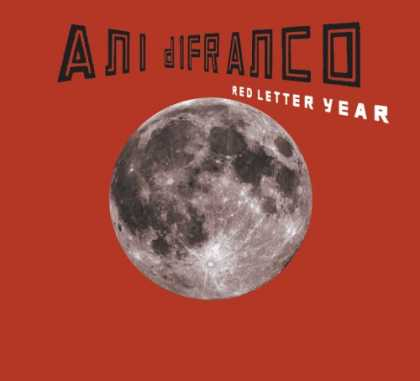 Bestselling Music (2008) - Red Letter Year by Ani DiFranco