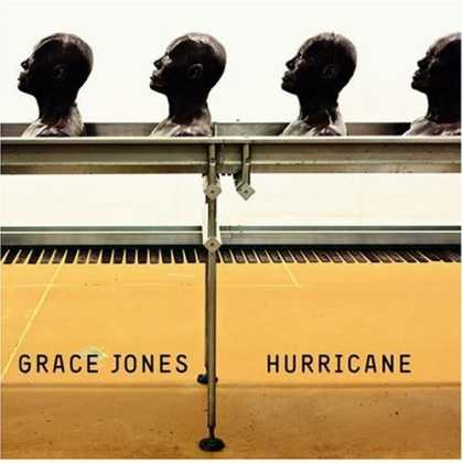 Bestselling Music (2008) - Hurricane by Grace Jones