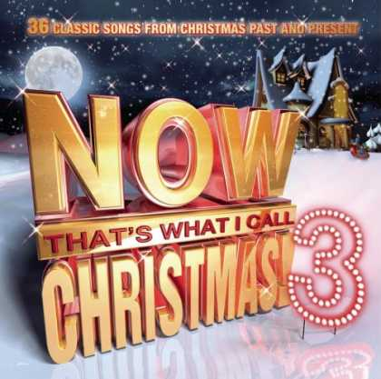 Bestselling Music (2008) - Now That's What I Call Christmas, Vol. 3 by Various Artists