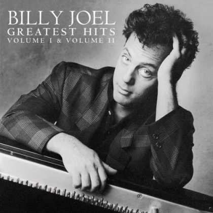 Bestselling Music (2008) - Billy Joel Greatest Hits: Vol. 1-2 (2CD) by Billy Joel