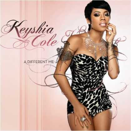 Bestselling Music (2008) - A Different Me by Keyshia Cole