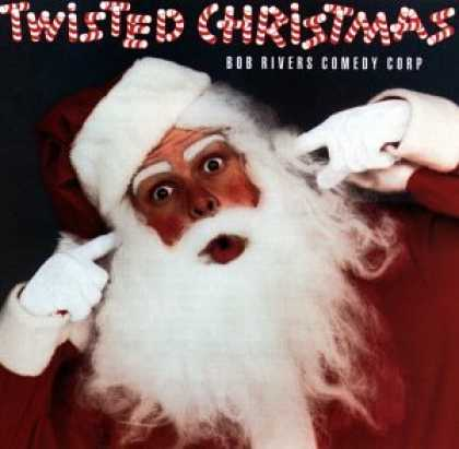 Bestselling Music (2008) - Twisted Christmas by Bob Rivers