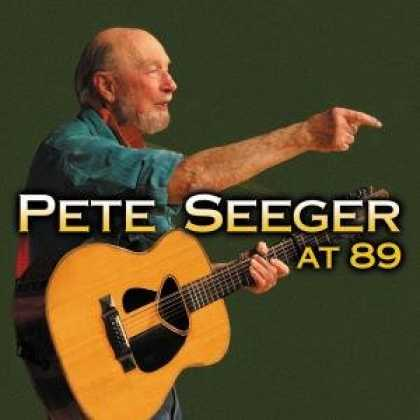 Bestselling Music (2008) - At 89 by Pete Seeger