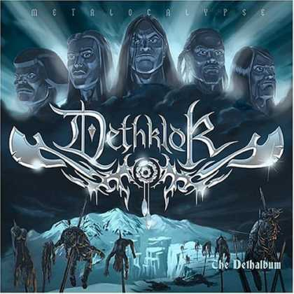 Bestselling Music (2008) - The Dethalbum by Dethklok