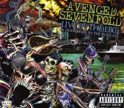 Bestselling Music (2008) - Live in the Lbc & Diamonds in the Rough (W/Dvd) by Avenged Sevenfold