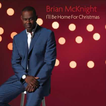 Bestselling Music (2008) - I'll Be Home for Christmas by Brian McKnight