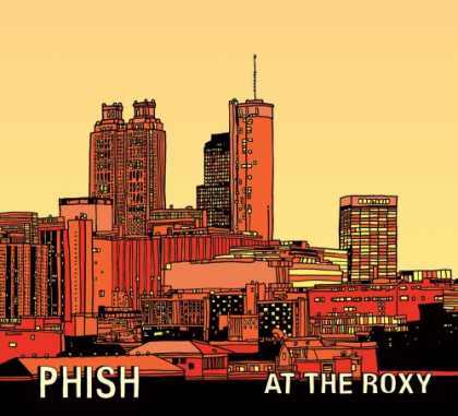 Bestselling Music (2008) - At the Roxy (Atlanta 93) by Phish