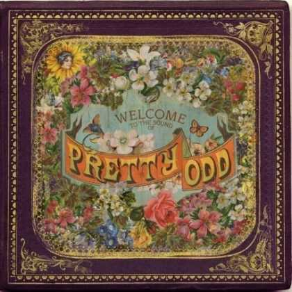 Bestselling Music (2008) - Pretty. Odd. by Panic at the Disco