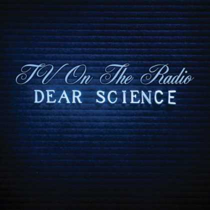 Bestselling Music (2008) - Dear Science, by TV on the Radio