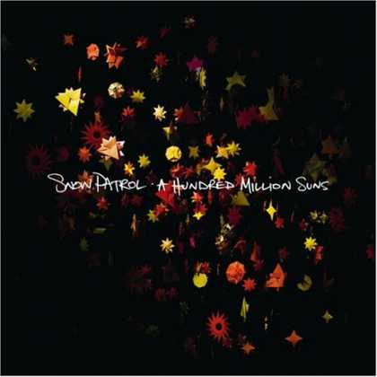 Bestselling Music (2008) - A Hundred Million Suns by Snow Patrol