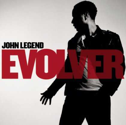 Bestselling Music (2008) - Evolver by John Legend