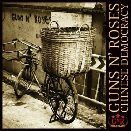Bestselling Music (2008) - Chinese Democracy