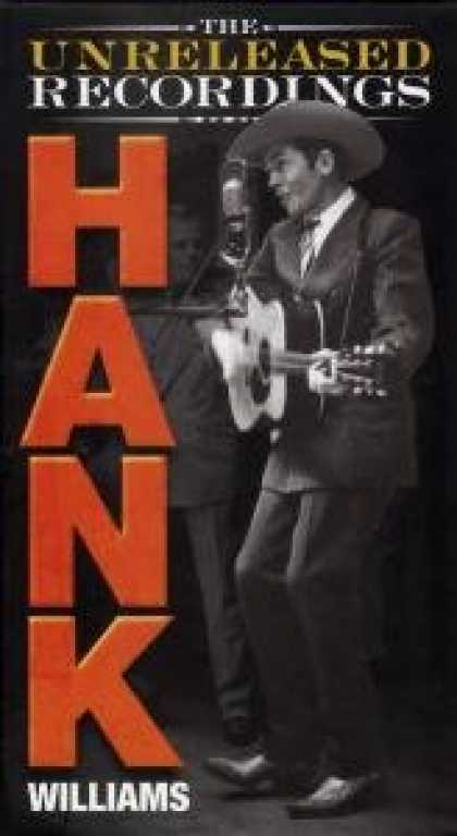 Bestselling Music (2008) - The Unreleased Recordings by Hank Williams