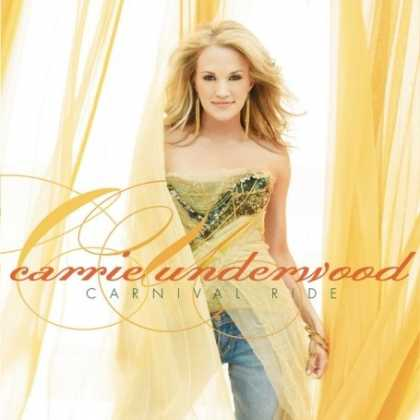 Bestselling Music (2008) - Carnival Ride by Carrie Underwood