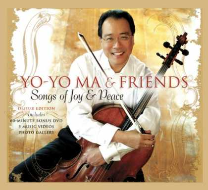 Bestselling Music (2008) - Songs of Joy & Peace (Deluxe Version) by Yo-Yo Ma