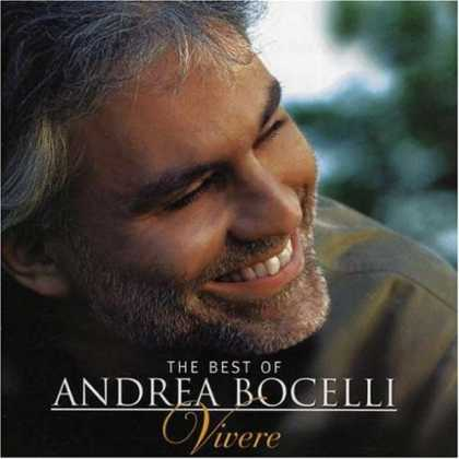 Bestselling Music (2008) - The Best of Andrea Bocelli: Vivere by Andrea Bocelli
