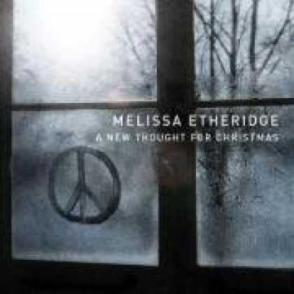 Bestselling Music (2008) - A New Thought For Christmas by Melissa Etheridge