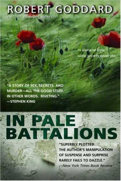 Bestselling Mystery/ Thriller (2008) - In Pale Battalions by Robert Goddard