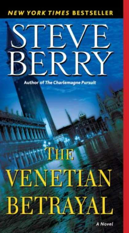 Bestselling Mystery/ Thriller (2008) - The Venetian Betrayal (Cotton Malone) by Steve Berry