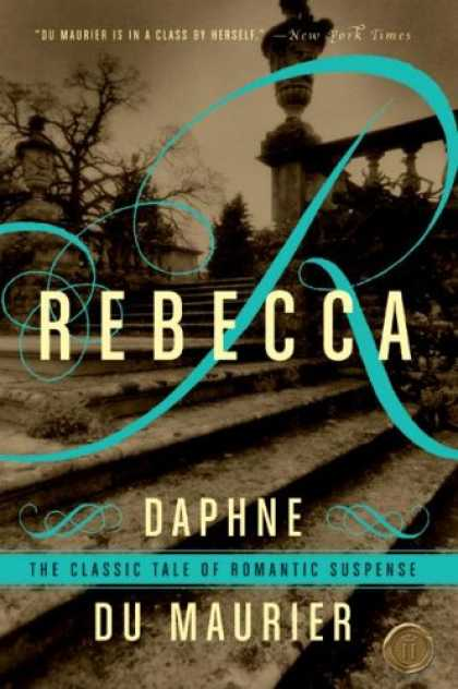 Bestselling Mystery/ Thriller (2008) - Rebecca by Daphne Du Maurier