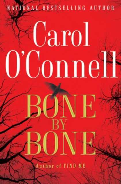 Bestselling Mystery/ Thriller (2008) - Bone by Bone by Carol O'Connell