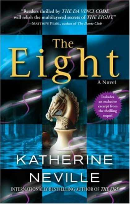 Bestselling Mystery/ Thriller (2008) - The Eight by Katherine Neville