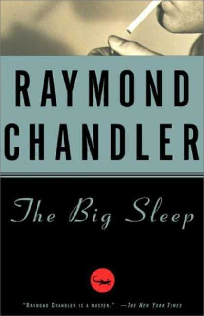 Bestselling Mystery/ Thriller (2008) - The Big Sleep by Raymond Chandler