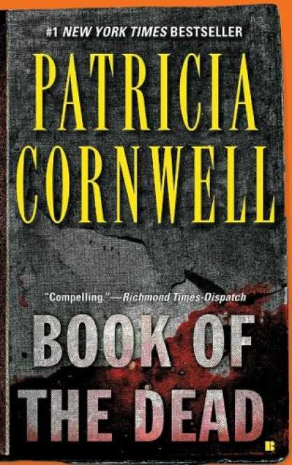 Bestselling Mystery/ Thriller (2008) - Book of the Dead (Kay Scarpetta) by Patricia Cornwell