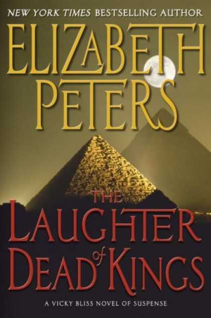 Bestselling Mystery/ Thriller (2008) - Laughter of Dead Kings (Vicky Bliss, No. 6) by Elizabeth Peters