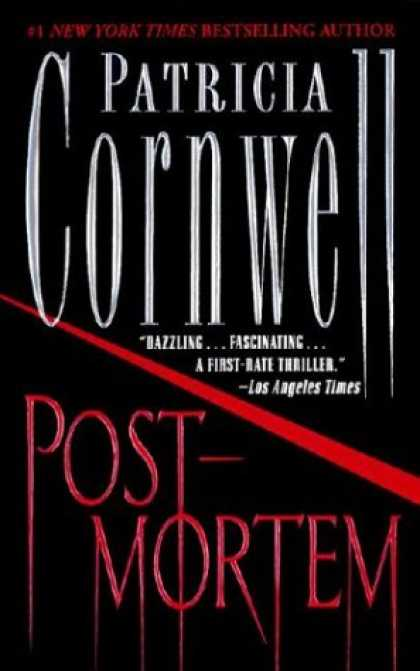 Bestselling Mystery/ Thriller (2008) - Postmortem (Kay Scarpetta) by Patricia Cornwell