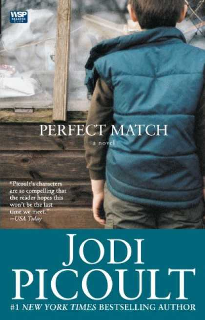 Bestselling Mystery/ Thriller (2008) - Perfect Match: A Novel by Jodi Picoult