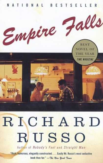 Bestselling Mystery/ Thriller (2008) - Empire Falls by Richard Russo