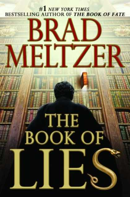 Bestselling Mystery/ Thriller (2008) - The Book of Lies by Brad Meltzer