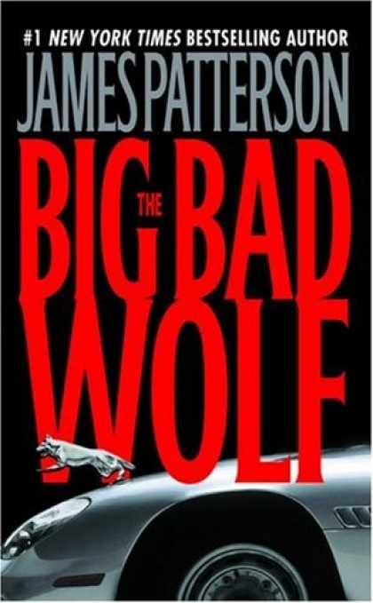 Bestselling Mystery/ Thriller (2008) - The Big Bad Wolf (Alex Cross) by James Patterson