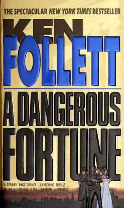 Bestselling Mystery/ Thriller (2008) - A Dangerous Fortune by Ken Follett