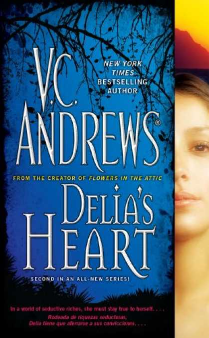 Bestselling Mystery/ Thriller (2008) - Delia's Heart (The Delia Series) by V.C. Andrews