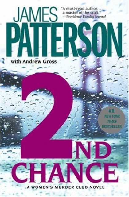 Bestselling Mystery/ Thriller (2008) - 2nd Chance (The Women's Murder Club) by James Patterson