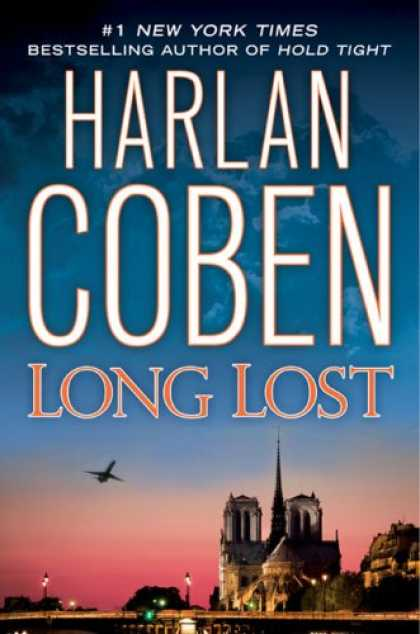 Bestselling Mystery/ Thriller (2008) - Long Lost (Myron Bolitar) by Harlan Coben