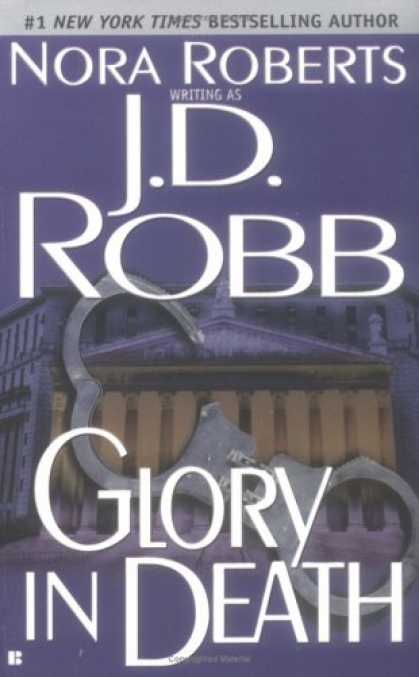 Bestselling Mystery/ Thriller (2008) - Glory in Death (In Death, Book 2) by J.D. Robb