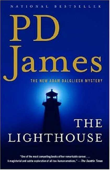 Bestselling Mystery/ Thriller (2008) - The Lighthouse (Adam Dalgliesh Mystery Series #13) by P. D. James