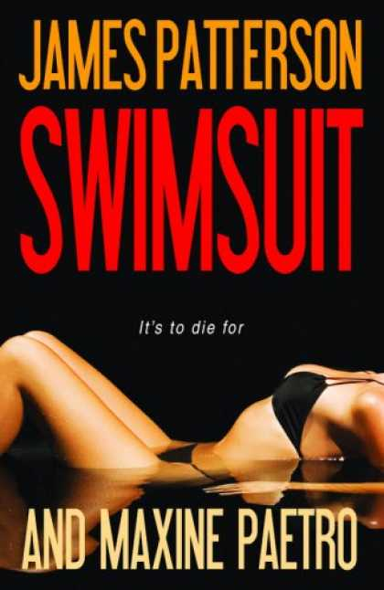 Bestselling Mystery/ Thriller (2008) - Swimsuit by James Patterson