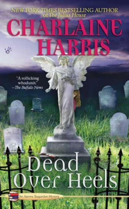Bestselling Mystery/ Thriller (2008) - Dead Over Heels (Aurora Teagarden Mysteries, Book 5) by Charlaine Harris
