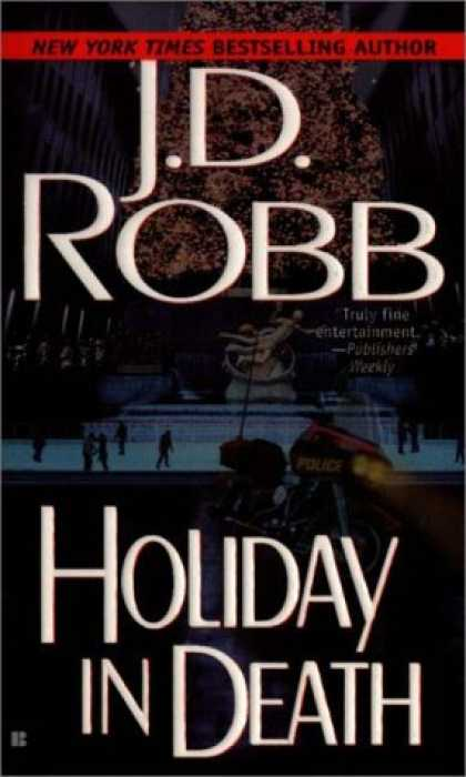 Bestselling Mystery/ Thriller (2008) - Holiday in Death by J.D. Robb