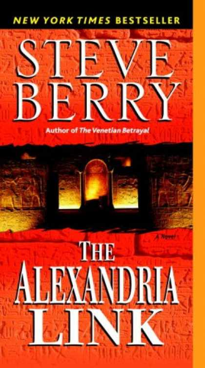 Bestselling Mystery/ Thriller (2008) - The Alexandria Link: A Novel by Steve Berry