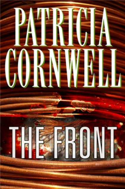 Bestselling Mystery/ Thriller (2008) - The Front by Patricia Cornwell