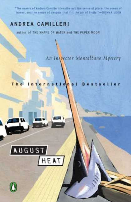 Bestselling Mystery/ Thriller (2008) - August Heat by Andrea Camilleri